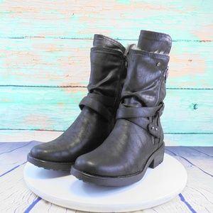Carlos Sawyer  Moto  Style Winter Boots